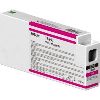 Epson Singlepack Vivid Magenta T824300 UltraChrome HDX HD 350ml