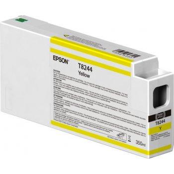 Epson Singlepack Yellow T824400 UltraChrome HDX HD 350ml