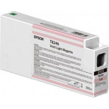 Epson Singlepack Vivid Light Magenta T824600 UltraChrome HDX HD 350ml