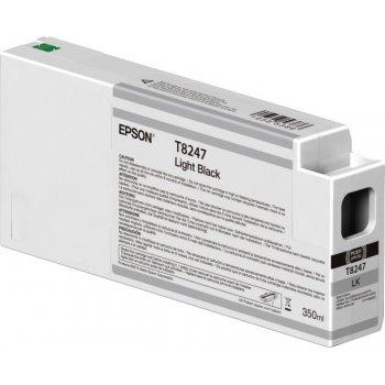 Epson Singlepack Light Black T824700 UltraChrome HDX HD 350ml