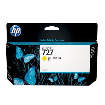 HP 727 Original Amarillo 1 pieza(s)