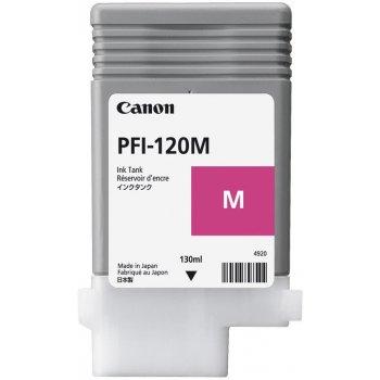 Canon PFI-120M Original Magenta 1 pieza(s)