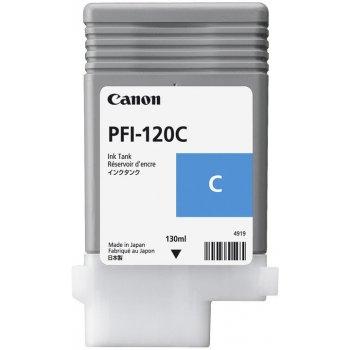 Canon PFI-120C Original Cian 1 pieza(s)