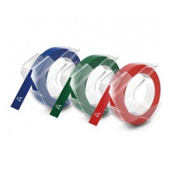 DYMO 3D label tapes cinta para impresora de etiquetas