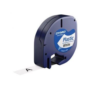 DYMO S0721610 cinta para impresora de etiquetas Negro sobre blanco