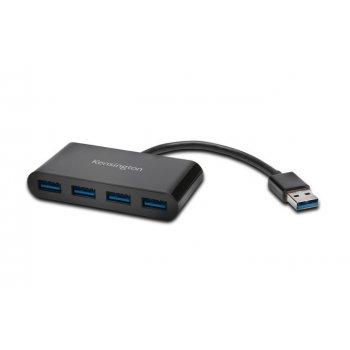 Kensington UH4000 USB 3.0 (3.1 Gen 1) Type-A 5000 Mbit s Negro