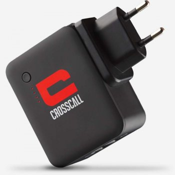 Crosscall Power Pack batería externa Negro Ión de litio 3350 mAh
