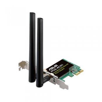 ASUS Wireless-AC750 Dual-band PCI-E Adapter WLAN Interno