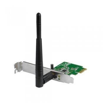 ASUS PCE-N10 adaptador y tarjeta de red WLAN 150 Mbit s Interno