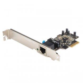 StarTech.com Adaptador Tarjeta de Red PCI Express PCI-E de 1 Puerto 10 100 NIC RJ45