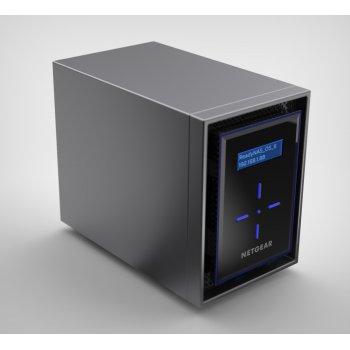 Netgear ReadyNAS 422 Ethernet Negro NAS