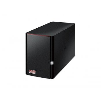 Buffalo LinkStation 520 Ethernet Negro NAS