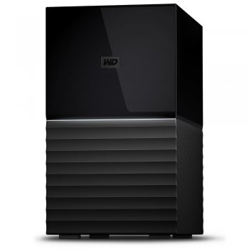 Western Digital My Book Duo disco duro externo 6000 GB Negro