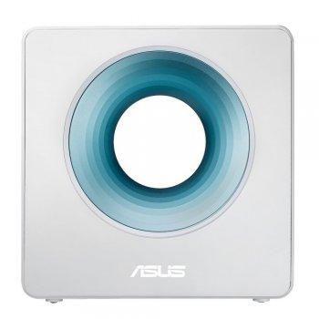 ASUS Blue Cave AC2600 router inalámbrico Doble banda (2,4 GHz   5 GHz) Gigabit Ethernet Plata