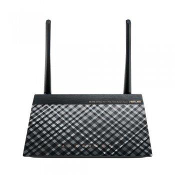 ASUS DSL-N16 router inalámbrico Banda única (2,4 GHz) Ethernet rápido Negro