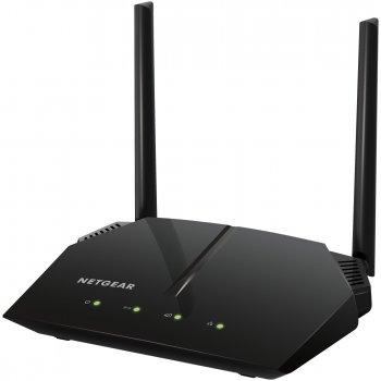 Netgear R6120 router inalámbrico Doble banda (2,4 GHz   5 GHz) Ethernet rápido Negro