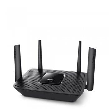 Linksys EA8300 router inalámbrico Tribanda (2,4 GHz 5 GHz 5 GHz) Gigabit Ethernet Negro