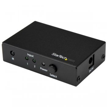 StarTech.com VS221HD20 interruptor de video HDMI
