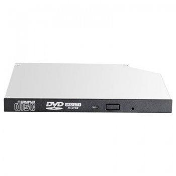 Hewlett Packard Enterprise 726536-B21 unidad de disco óptico Interno Negro DVD-ROM