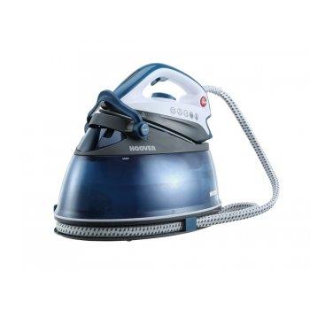 Hoover IronVision 360 PRP2400 011 2400 W 2 L Suela de cerámica Negro, Azul, Transparente, Blanco