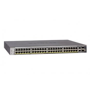 Netgear S3300-52X Gestionado L2 L3 Gigabit Ethernet (10 100 1000) Negro