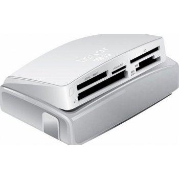 Lexar LRW025URBEU lector de tarjeta Blanco USB 3.0