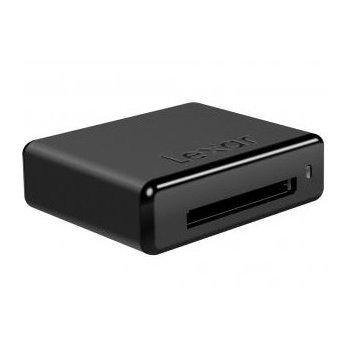 Lexar Professional Workflow CR1 CFast Reader lector de tarjeta Negro USB 3.0 (3.1 Gen 1) Type-A