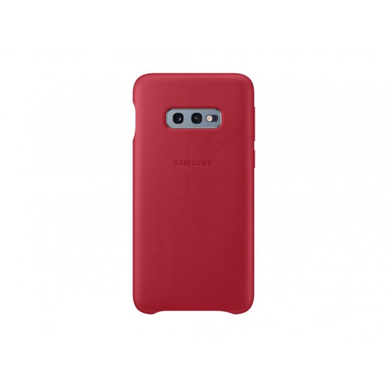 "Samsung EF-VG970 funda para teléfono móvil 14,7 cm (5.8"") Rojo"