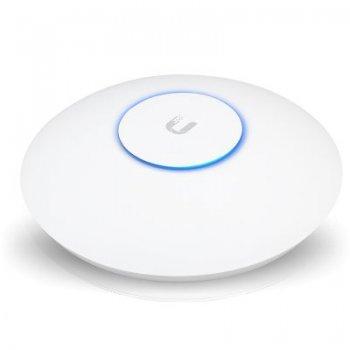 Ubiquiti Networks UniFi AC HD punto de acceso WLAN 1700 Mbit s Energía sobre Ethernet (PoE) Blanco