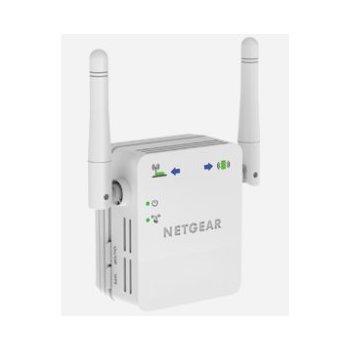 Netgear WN3000RP Transmisor y receptor de red Blanco