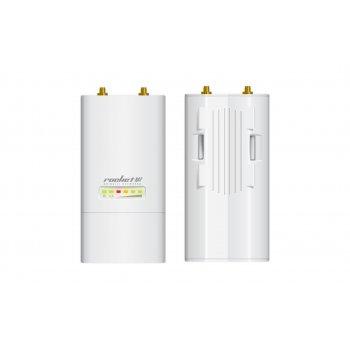 Ubiquiti Networks Rocket M2 punto de acceso WLAN 150 Mbit s Energía sobre Ethernet (PoE) Blanco