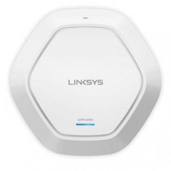 Linksys LAPAC1200C punto de acceso WLAN 1000 Mbit s Energía sobre Ethernet (PoE) Blanco