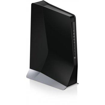 Netgear EAX80 router inalámbrico Gigabit Ethernet Negro