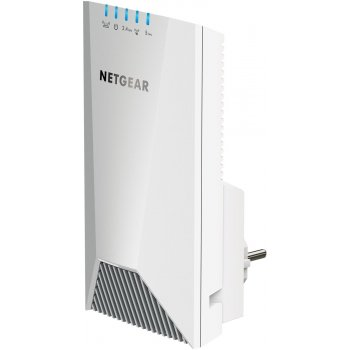 Netgear EX7500 Transmisor y receptor de red Blanco