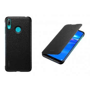 "Huawei 51992902 funda para teléfono móvil 15,9 cm (6.26"") Libro Negro"