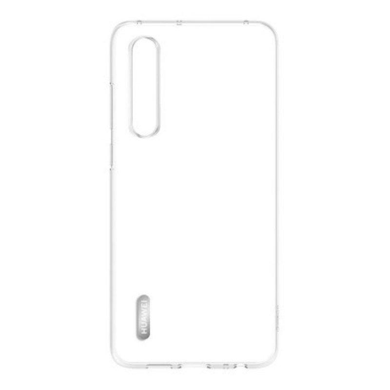 "Huawei 51993008 funda para teléfono móvil 15,5 cm (6.1"") Transparente"