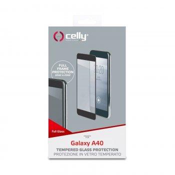 Celly FULLGLASS833BK protector de pantalla Teléfono móvil smartphone Samsung 1 pieza(s)