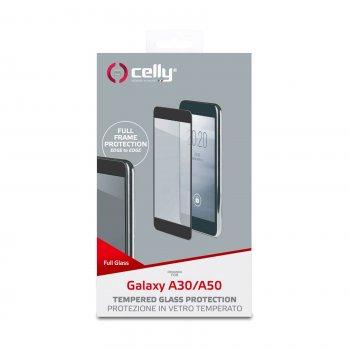 Celly Full Glass Protector de pantalla Teléfono móvil smartphone Samsung 1 pieza(s)