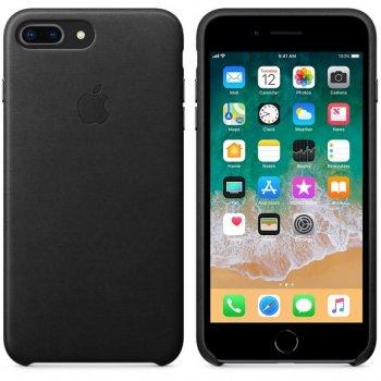 "Apple MQHM2ZM A funda para teléfono móvil 14 cm (5.5"") Funda blanda Negro"