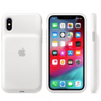 """Apple MRXL2ZM A funda para teléfono móvil 14,7 cm (5.8"""") Funda blanda Blanco"""