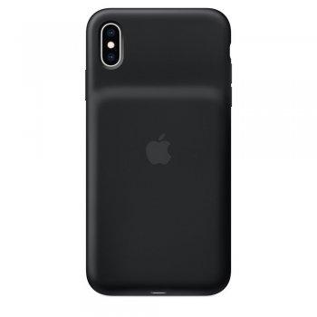 "Apple MRXQ2ZM A funda para teléfono móvil 16,5 cm (6.5"") Funda blanda Negro"