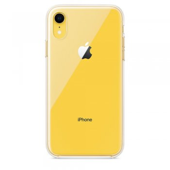 Apple MRW62ZM A funda para teléfono móvil Transparente