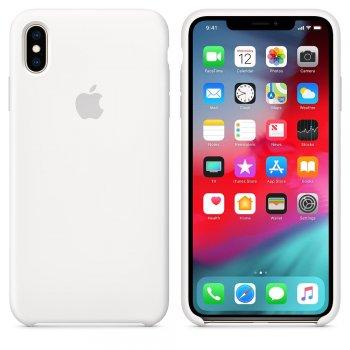 "Apple MRWF2ZM A funda para teléfono móvil 16,5 cm (6.5"") Funda blanda Blanco"