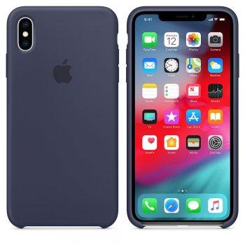 "Apple MRWG2ZM A funda para teléfono móvil 16,5 cm (6.5"") Funda blanda Azul"