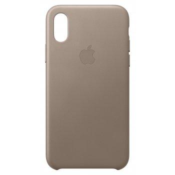 "Apple MRWL2ZM A funda para teléfono móvil 14,7 cm (5.8"") Gris pardo"