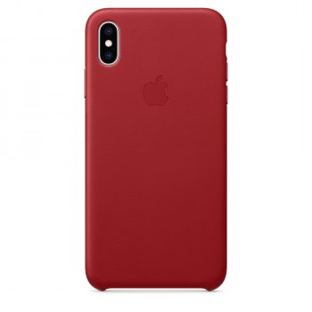 "Apple MRWQ2ZM A funda para teléfono móvil 16,5 cm (6.5"") Rojo"