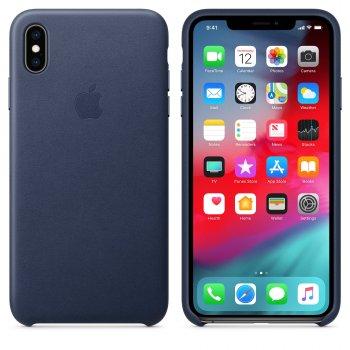 """Apple MRWU2ZM A funda para teléfono móvil 16,5 cm (6.5"""") Azul"""