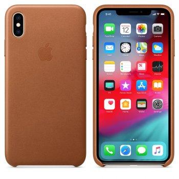 "Apple MRWV2ZM A funda para teléfono móvil 16,5 cm (6.5"") Marrón"