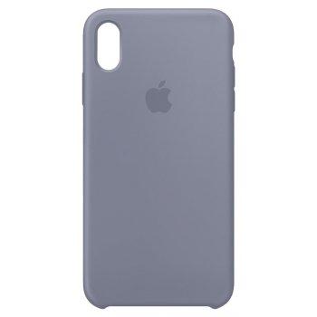 """Apple MTFH2ZM A funda para teléfono móvil 16,5 cm (6.5"""") Funda blanda Gris"""