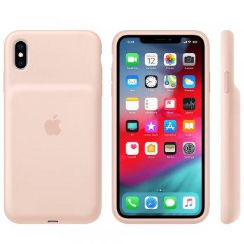 "Apple MVQQ2ZM A funda para teléfono móvil 16,5 cm (6.5"") Rosa"